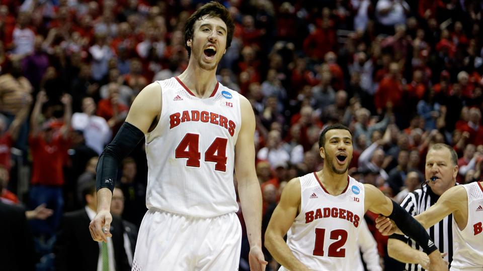 Coaches vote Wisconsin's Frank Kaminsky most coveted DI player
