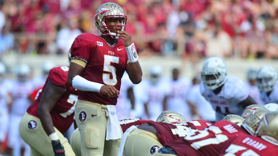 Inside Read: FSU's Winston gets hand from Charlie Ward, Iowa's stud, more