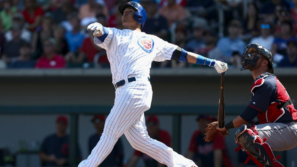 Cubs promoting highly touted prospect Javier Baez