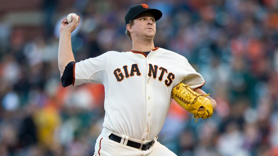 Giants starting pitcher Matt Cain to undergo season-ending surgery