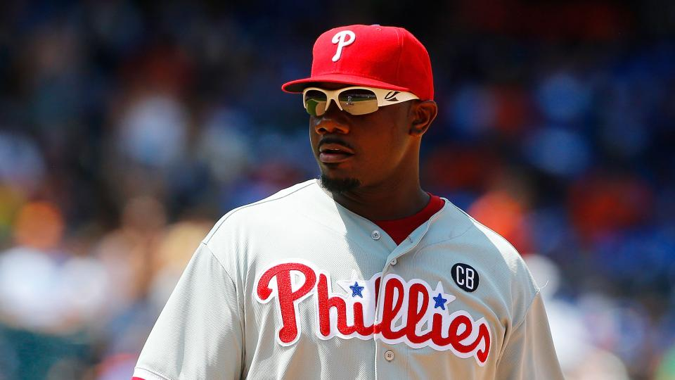 Report: Phillies put Howard, four others on revocable trade waivers