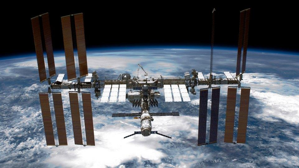 The International Space Station will receive the SEC Network