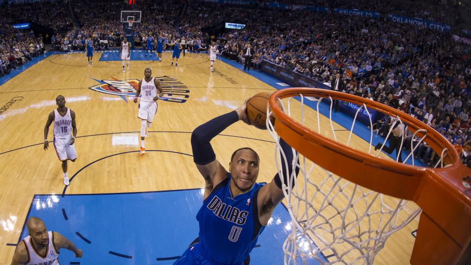 Report: Shawn Marion visits Cleveland Cavaliers