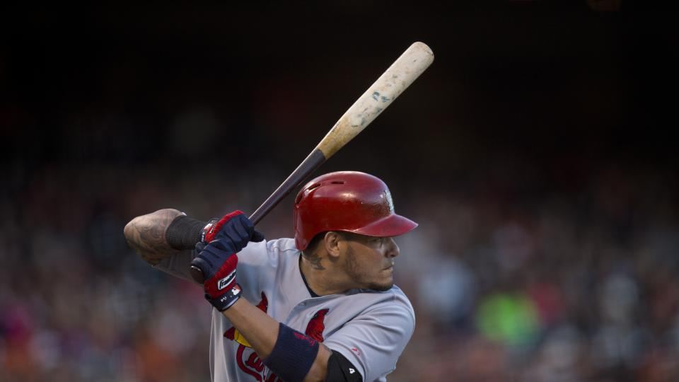 Report: Cardinals' Yadier Molina won't be back with team in August