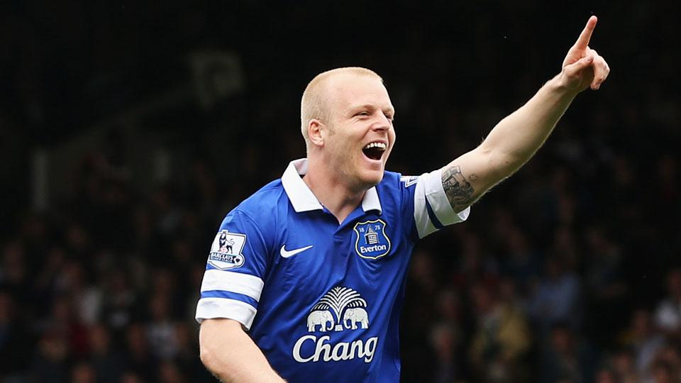 Everton's Steven Naismith buys home game tickets to give to unemployed