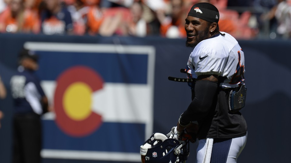 Report: T.J. Ward must complete four hours of community service