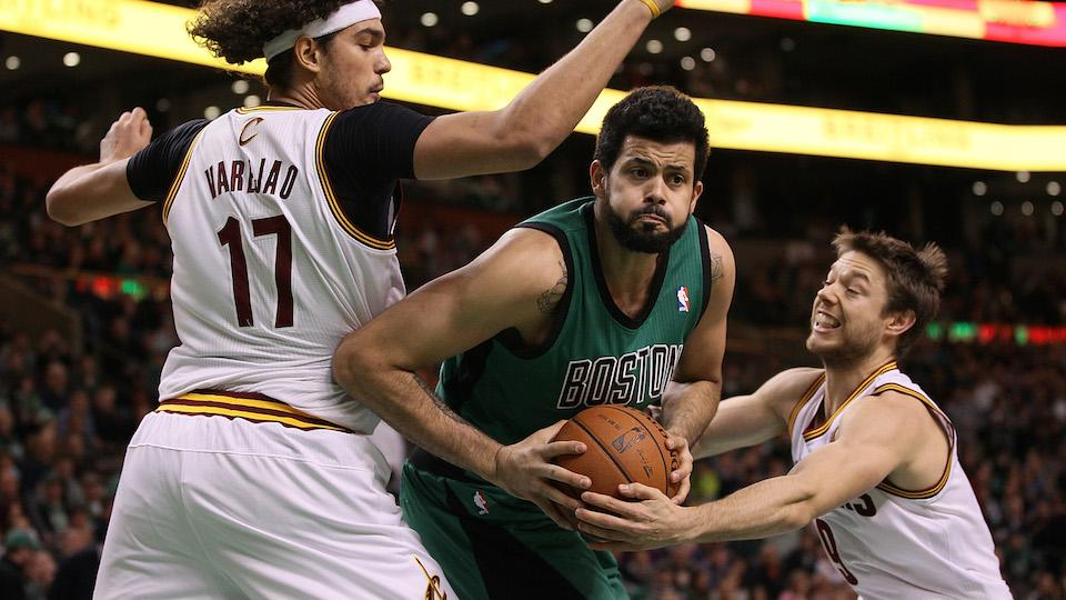Celtics' Faverani arrested for drunk driving in Spain