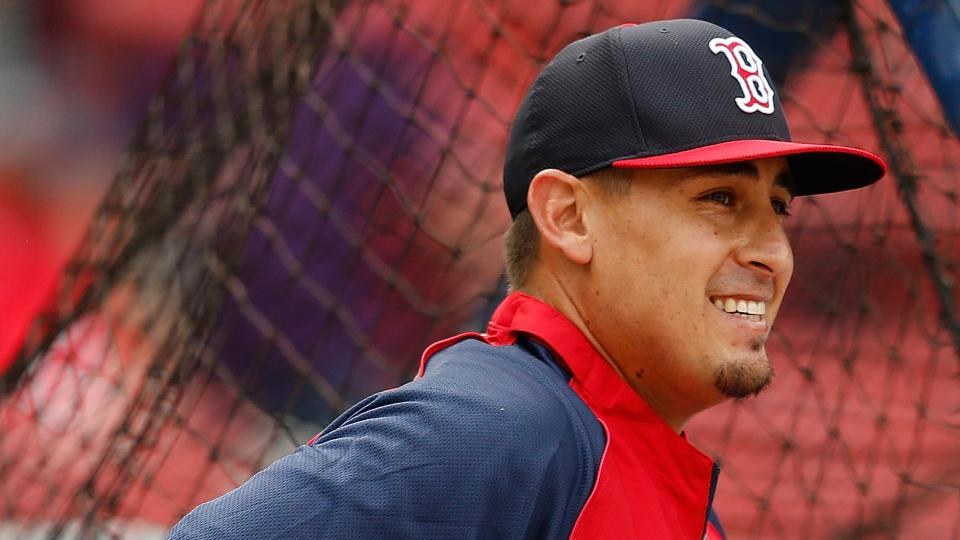 Report: Red Sox place outfielder Allen Craig on DL with injured left ankle