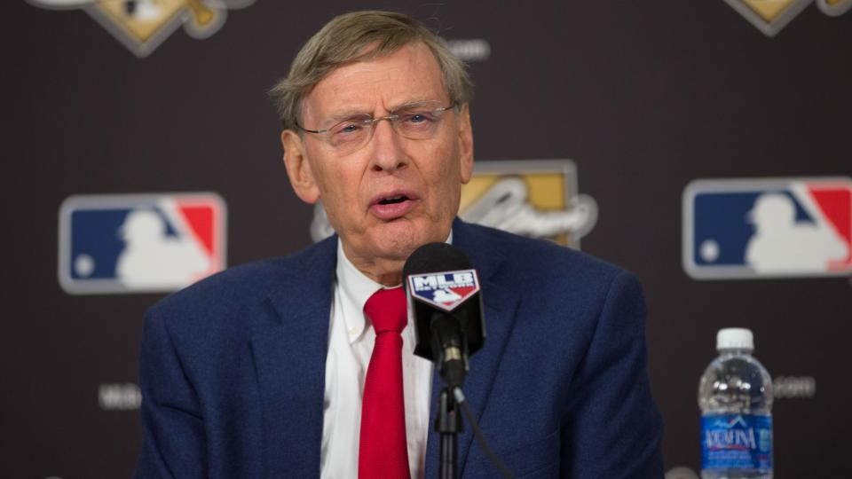 Bud Selig's last day as MLB commissioner will be January 24, 2015, and MLB is down to three finalists for his replacement.