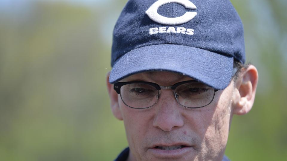 Bears head coach Marc Trestman will begin his second season in Chicago.