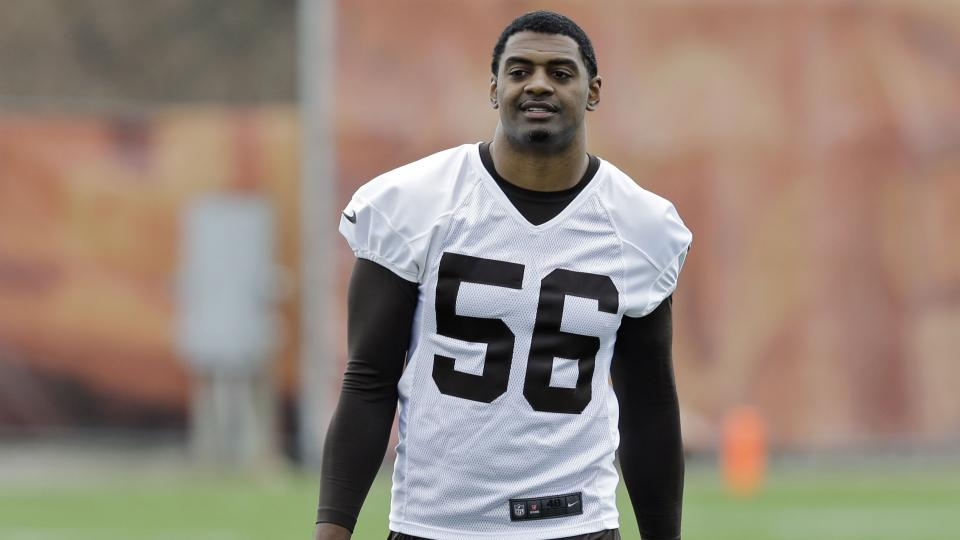 Browns linebacker Karlos Dansby: 'I'm the best right now, by far'