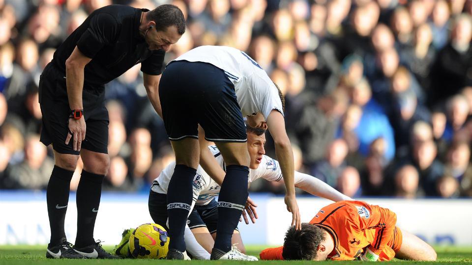 Tottenham Hotspur goalkeeper Hugo Lloris suffered a head injury last season.