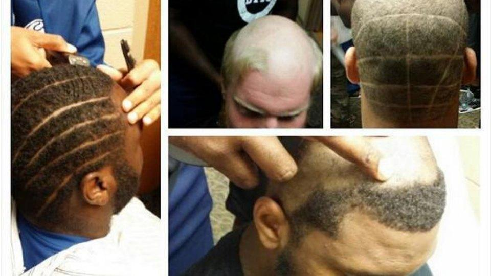 The Colts rookie haircuts are as horrible as you could imagine