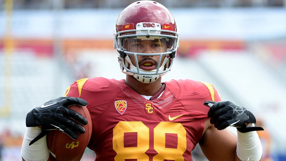 USC TE Jalen Cope-Fitzpatrick ruled academically ineligible