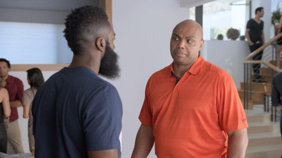 Charles Barkley and Scottie Pippen give James Harden career advice