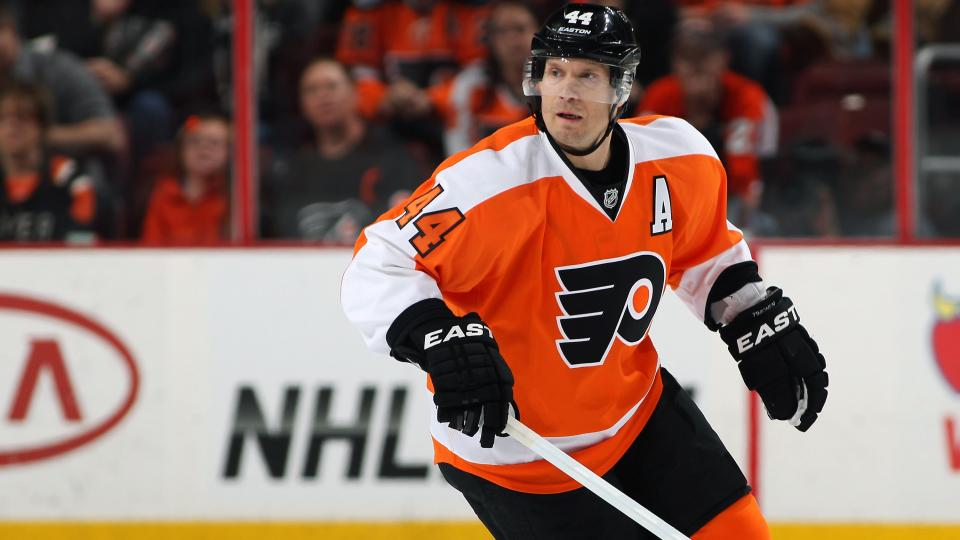 Flyers' Kimmo Timonen diagnosed with blood clots in lungs, leg