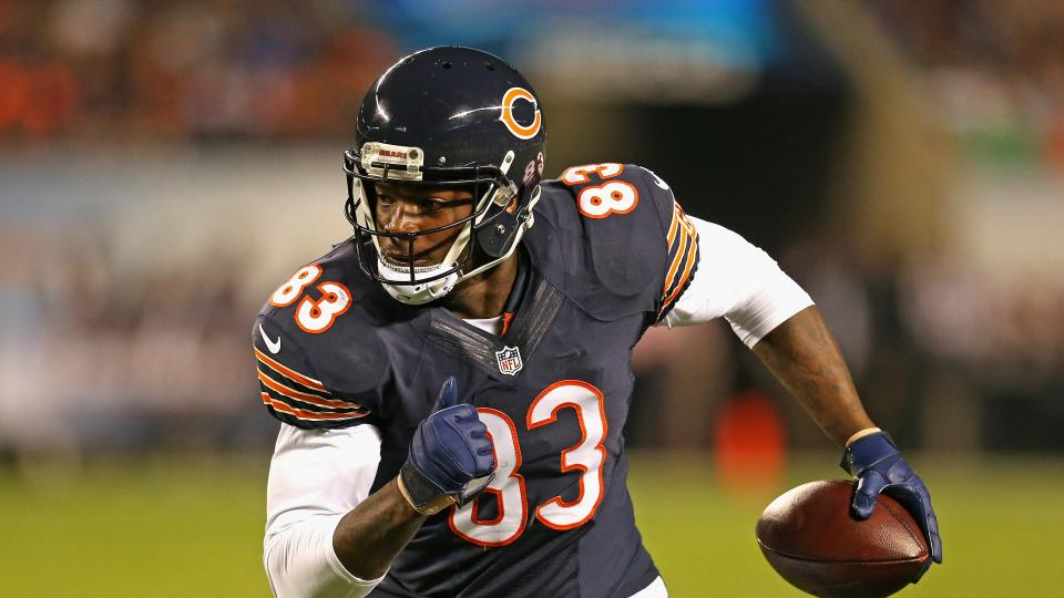 Bears' Martellus Bennett fined, suspended after training camp fight