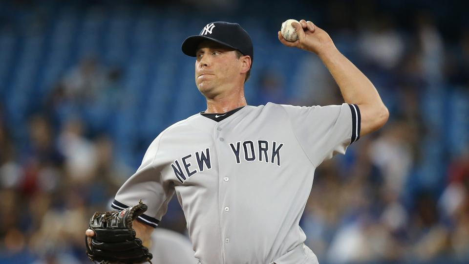 Report: Nationals acquire reliever Matt Thornton from Yankees
