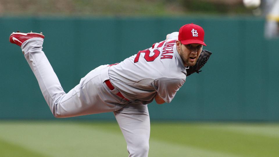 Cardinals pitcher Michael Wacha to begin throwing program