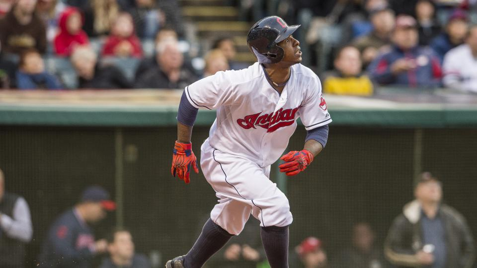 Cleveland Indians release outfielder Nyjer Morgan