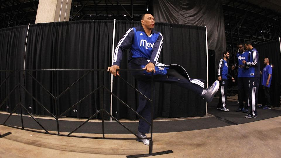Free agent forward Shawn Marion meets with Pacers