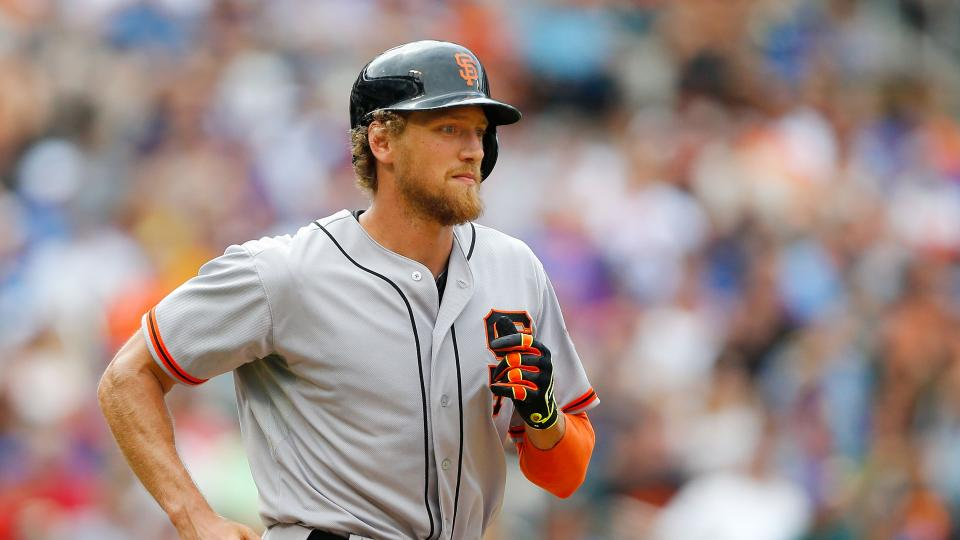 Hunter Pence gets trolled again, this time by Brewers fans