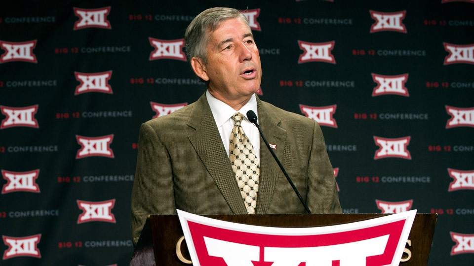 Big 12 executives discuss what should guide college sports change