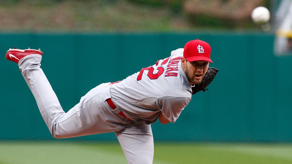 Cardinals eyeing mid-September return for Michael Wacha