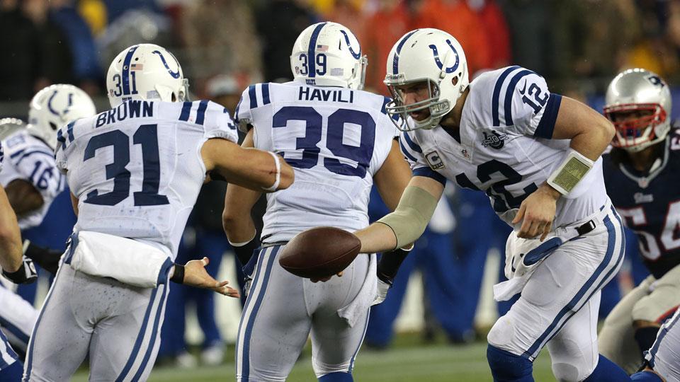Indianapolis Colts preseason schedule, TV coverage