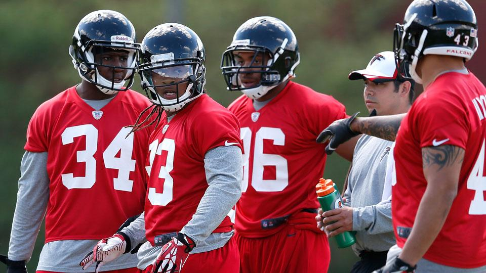 Atlanta Falcons release depth chart: Devonta Freeman No. 4 RB