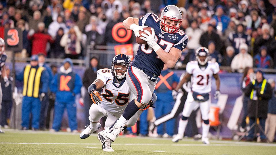 Fantasy Football 2014 rankings and stat projections: Tight ends