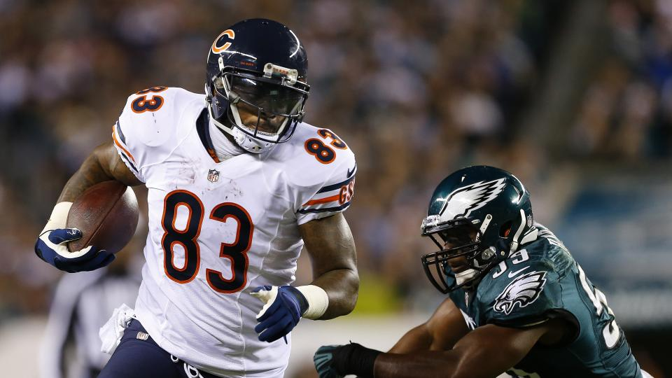 Bears coach Marc Trestman: talk with suspended TE Bennett 'very positive'