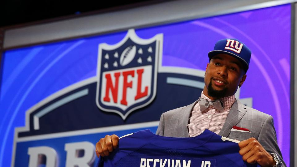 Tom Coughlin: Odell Beckham 'getting close' to practicing with team