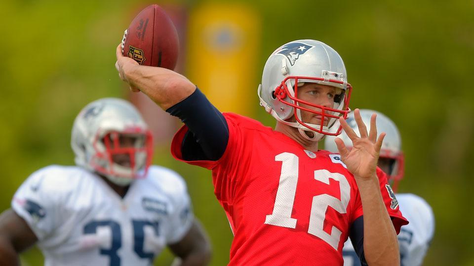New England Patriots preseason schedule, TV coverage