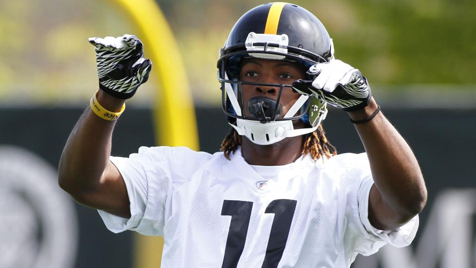 Pittsburgh Steelers release depth chart: Markus Wheaton starts at WR
