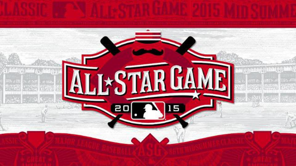 Reds, MLB unveil logo for 2015 All-Star Game in Cincinnati