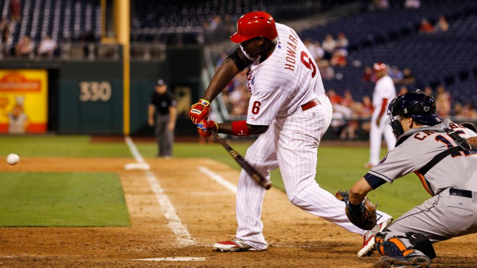 Phillies' Ryan Howard: 'I think you guys forget what I've done'