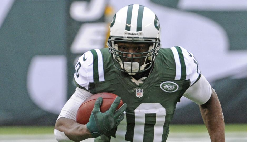 Report: Bears, Browns interested in free-agent Santonio Holmes