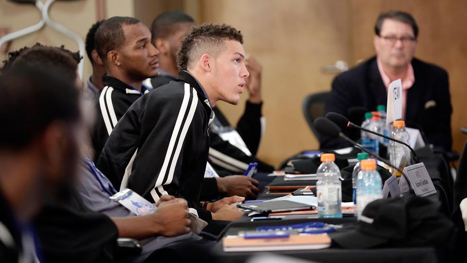 Eight tips to help rookies survive NBA