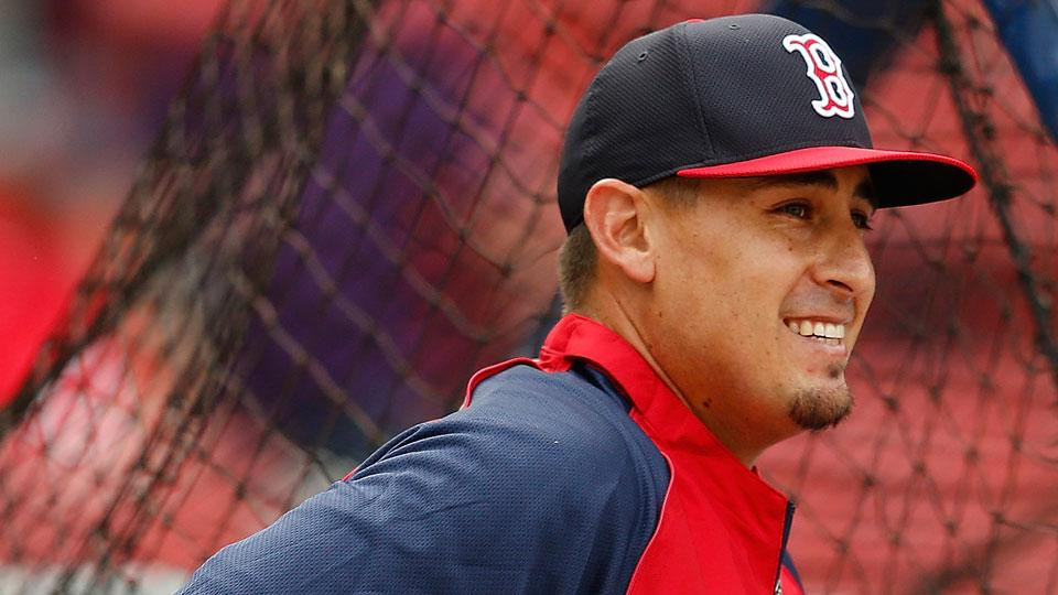 Report: Red Sox outfielder Allen Craig to see foot specialist