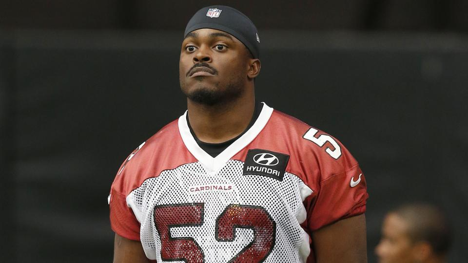 Arizona Cardinals release former top-10 pick Ernie Sims