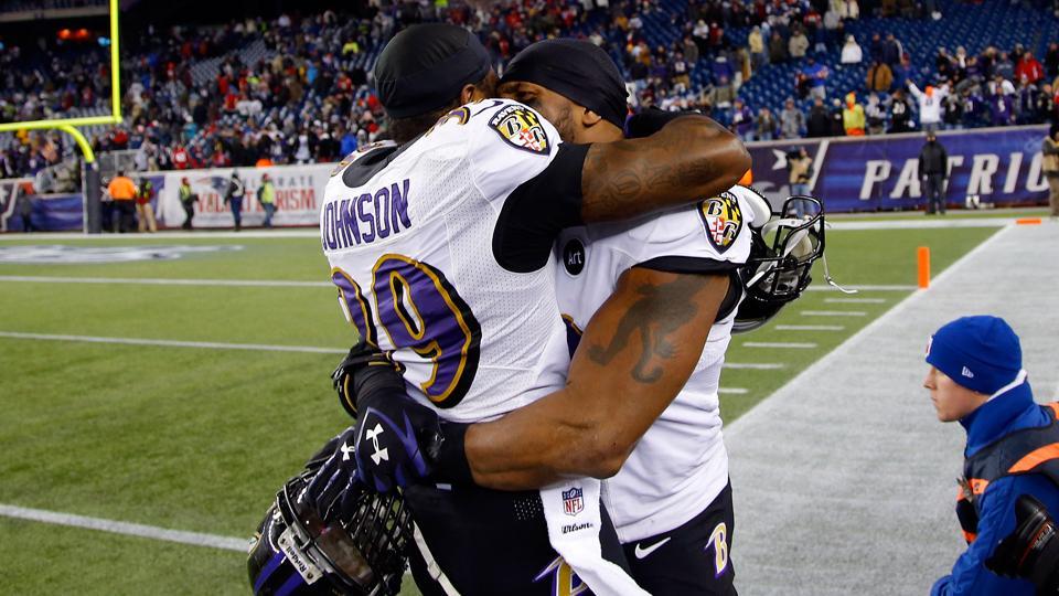 Report: Former Ravens cornerback Chris Johnson is retiring