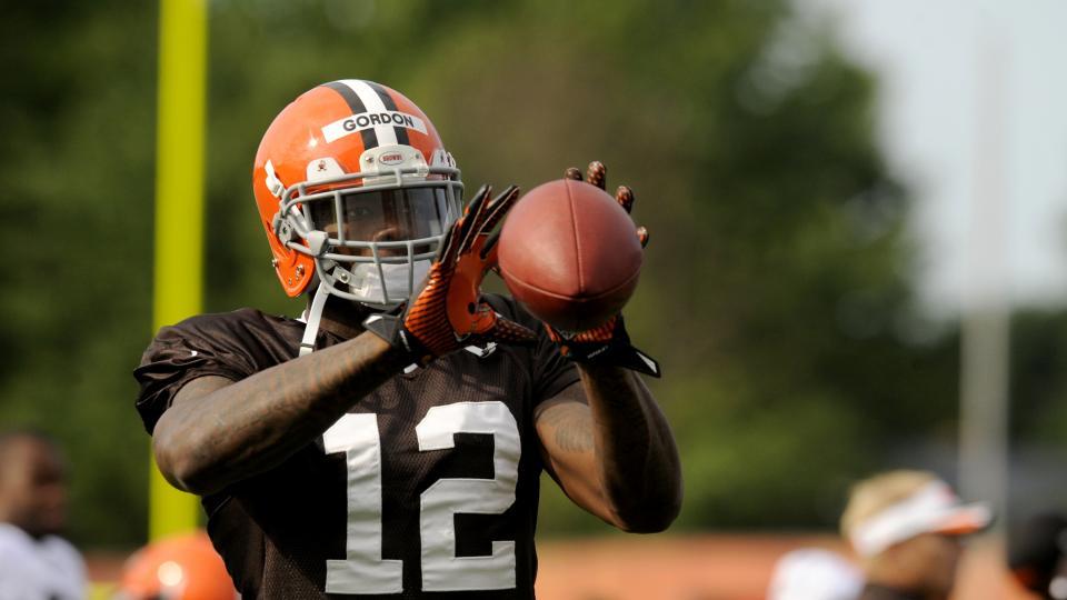 Report: No settlement talks yet between Josh Gordon, NFL