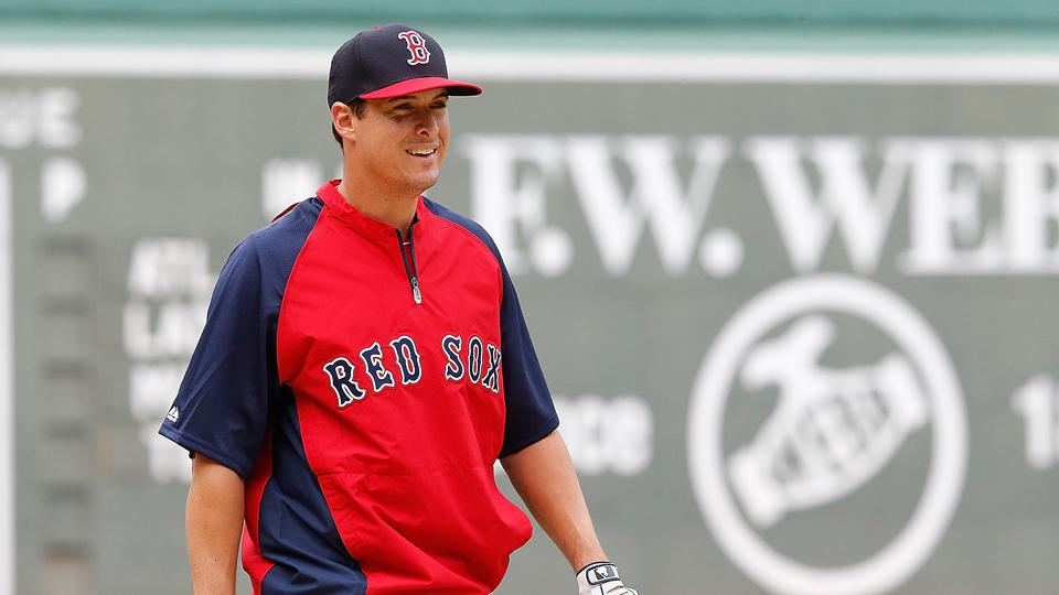 Red Sox activate Kelly Johnson, option rookie Mookie Betts to Triple-A