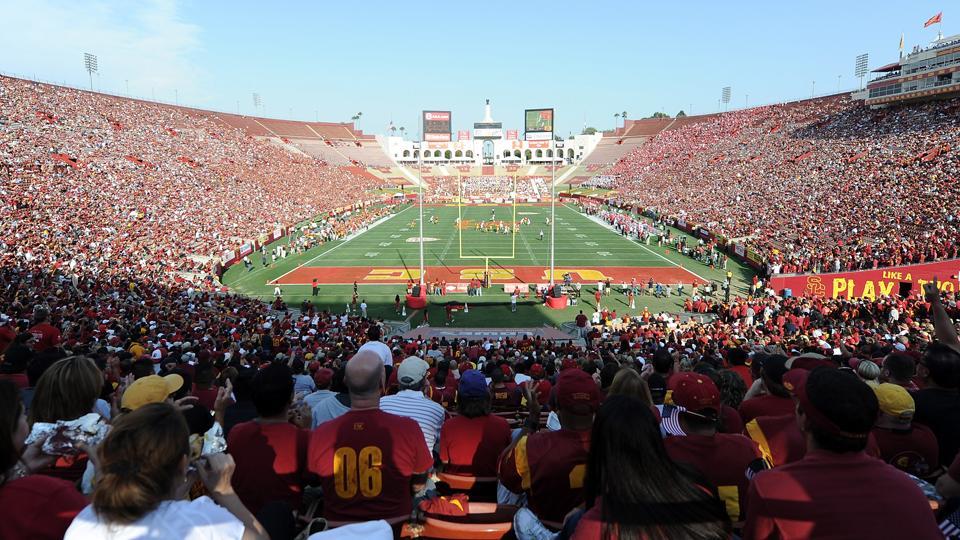 USC to upgrade stadium for 2014 season