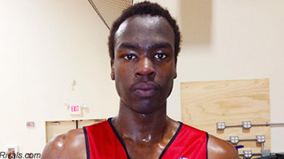 2015 PF Makol Mawien commits to Utah