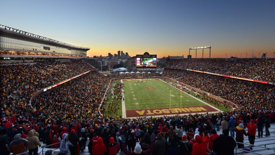 University of Minnesota aims to block 'Redskins' name from stadium