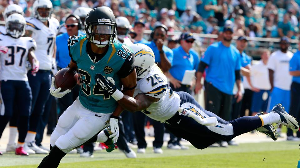 Jaguars' WR coach wants injured Cecil Shorts to return before Week 1