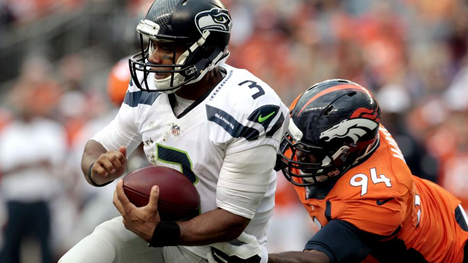 Broncos' DeMarcus Ware: First game showed why Denver signed me