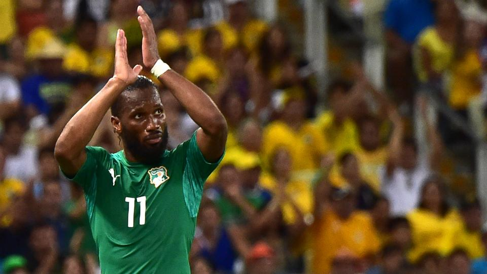 Ivory Coast captain Didier Drogba retires from international play